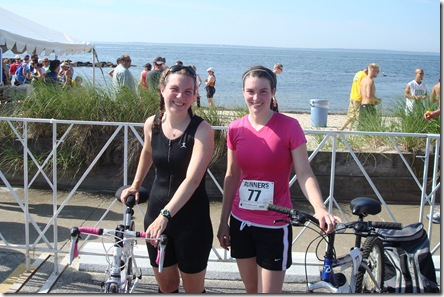 Falmouth Triathlon 110